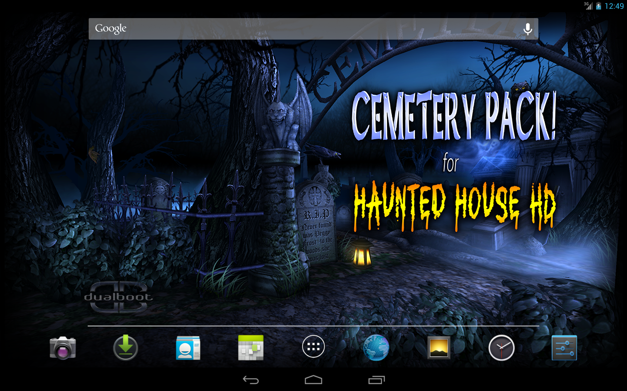 Wallpapers » Apk Haunted House Hd 1 0 V1 0 Android Apk Free ...