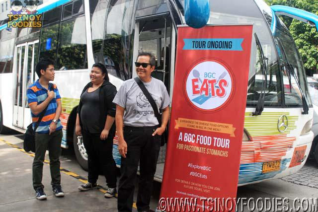 BGC eats food tour