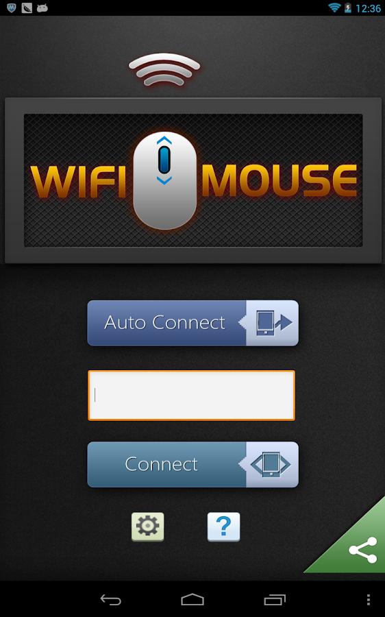 WiFi Mouse Pro v1.5.5 [Apk] [Android] [ZS] - Descargar Gratis