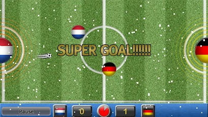 Simple fun Android football app