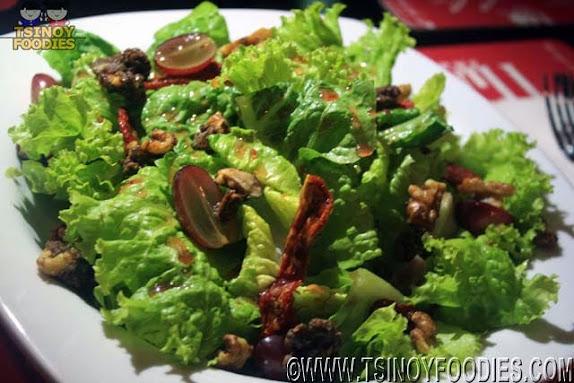 gingers garden salad