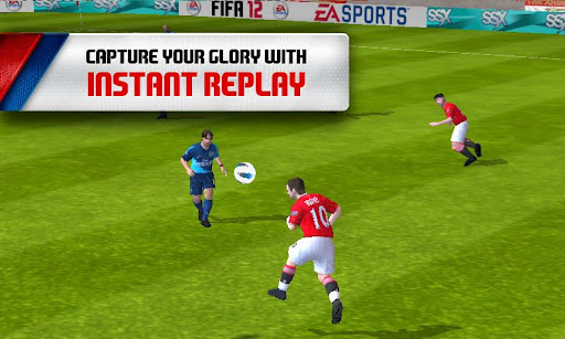 ANDROID FIFA 12 APK - (FIFA 12 by EA SPORTS)