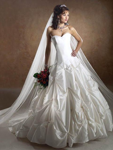 wedding dress - big wedding dresses