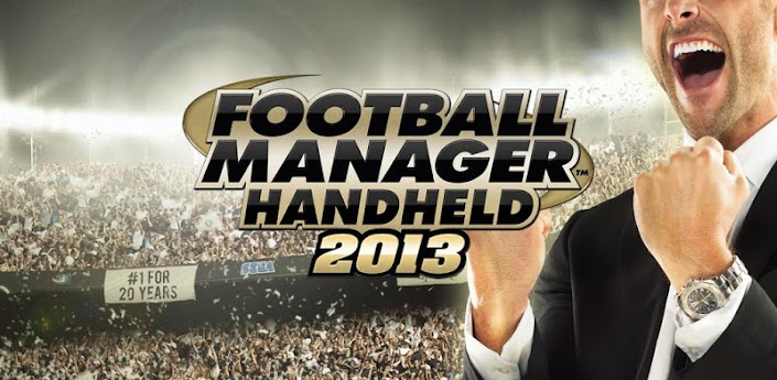 Football Manager Handheld 2013 Apk v4.2