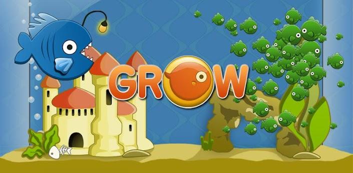 Grow apk for Grow fish game