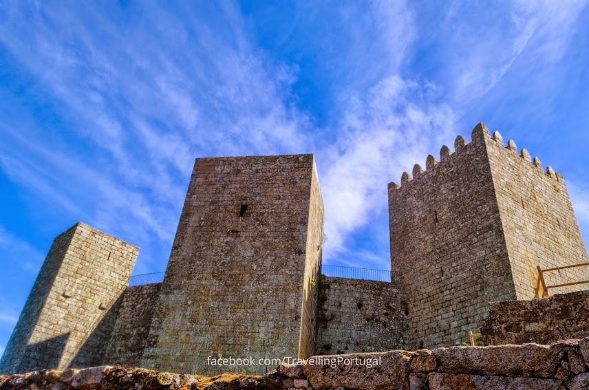 castillo de montalegre portugal