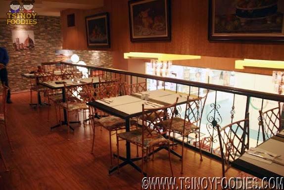azzuro restaurante mediterraneo