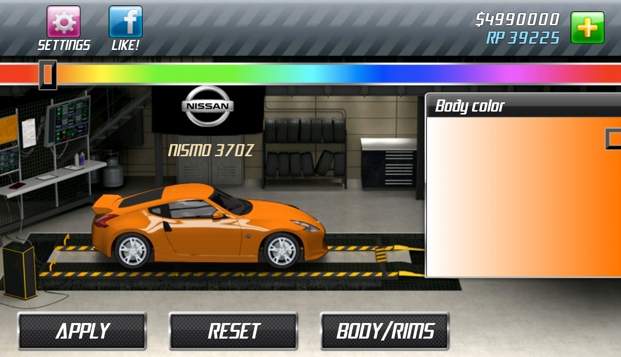 Drag Racing APK Mod v1.6.7 (Unlimited Money)
