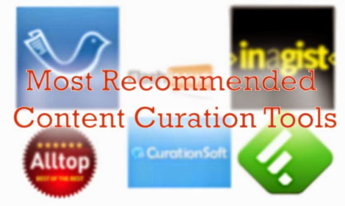 Top Most Recommended Content Curation Tools : eAskme