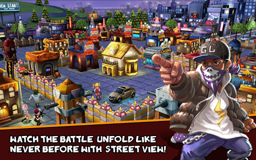 Descargar Clash Of Gangs v1.1.33 MOD APK [HACK MOD] (Gratis)