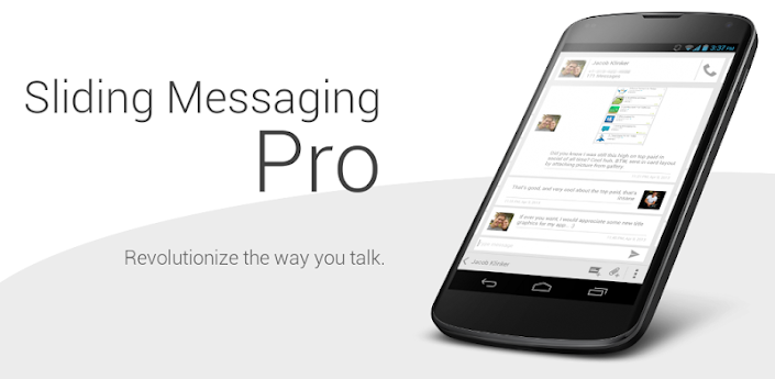 Sliding Messaging Pro Apk v5.65