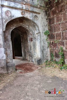Spooky scenes at Jaigad Fort