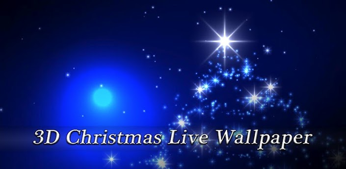 3d christmas live wallpaper is a stunning 3d live wallpaper