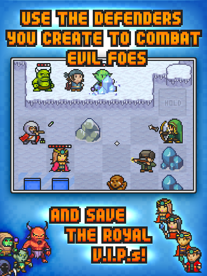 Pixel Defenders Puzzle APK v1.2.4 Download