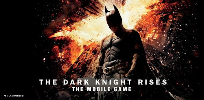The Dark Knight Rises apk & Sd data