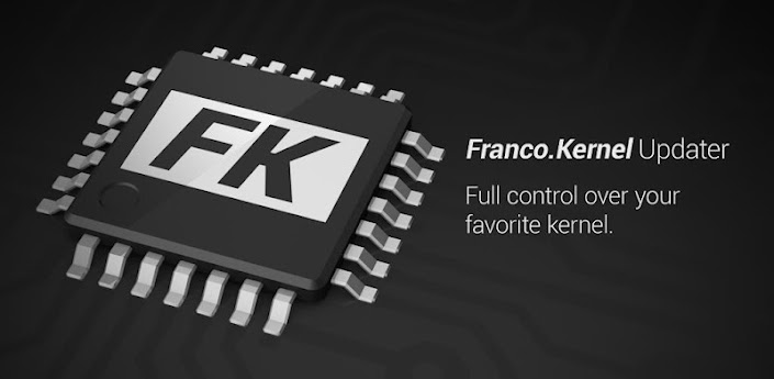 franco.Kernel updater Apk v9.0