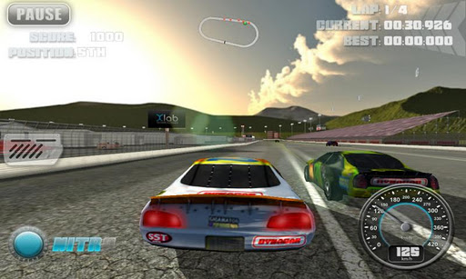 N.O.S. Car Speedrace apk
