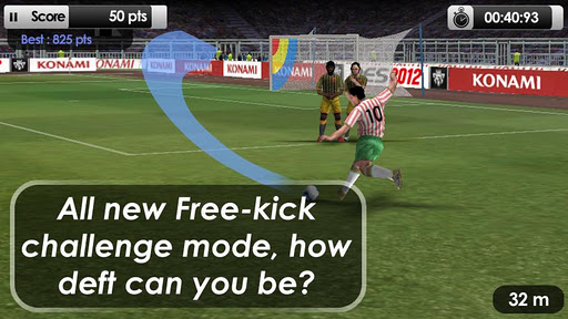 DOWNLOAD PES 2012 Pro EVOLUTION SOCCER APK - BEST ANDROID GAMES 2012