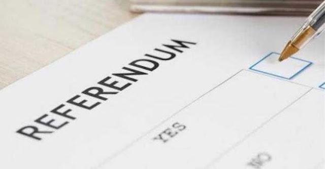 Referendum: Definisi, Jenis, Syarat dan Contohnya