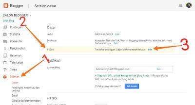 blog agar mudah ditemukan mesin pencari Google