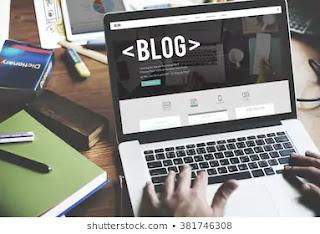 cara mengganti judul blog