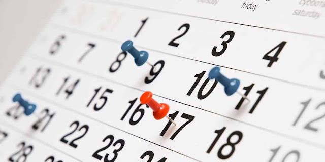 Daftar Peringatan Hari Besar & Hari Penting Nasional Di Indonesia