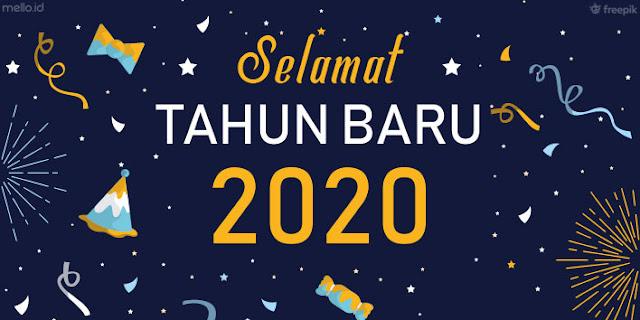 Kata Kata Harapan dan Doa di Tahun Baru 2020