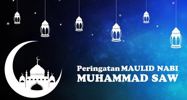 10 Contoh Pidato Singkat Memperingati Maulid Nabi Muhammad SAW