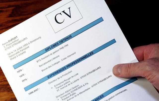 Contoh CV Lamaran Kerja Lengkap dan Cara Membuatnya