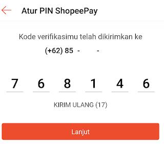 metode pembayaran shopeepay