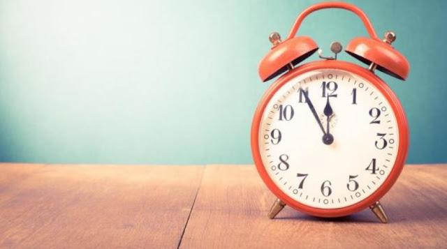 Jam Berapa Sekarang?