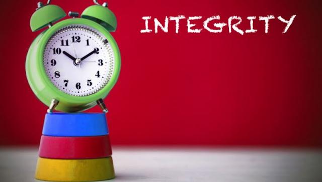 Pengertian Integritas: Arti Fungsi Tujuan Manfaat dan Contohnya - DiknasPedia