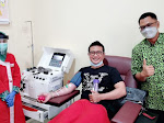Donor Plasma Convalesen, Ini Motivasi Fahmi Fikroni