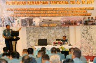 Kasum TNI : Sudah Saatnya Indonesia Kelola Laut Untuk Kemakmuran Rakyat