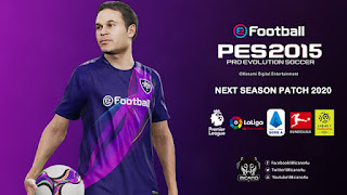 PES 2015 Next Season Patch 2020