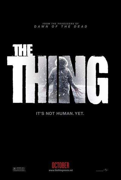 The Thing [La Cosa] 2011 DVDRip Español Latino Descargar 1 Link