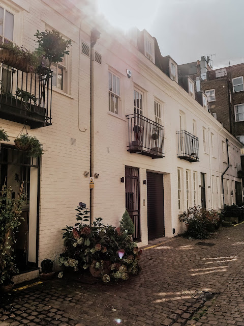 London Kensington Mews Houses