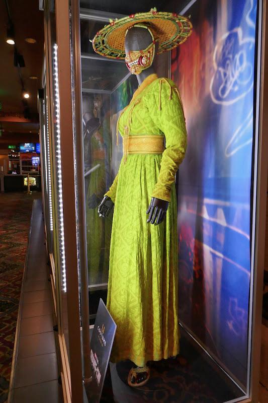 Li movie costume Shang-Chi