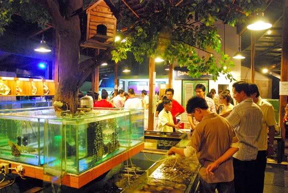 Pasar Ikan Bandar Djakarta