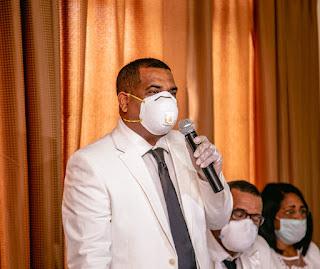 Alcalde de Barahona,Mictor Emilio Fernández,ha dado positivo a la prueba del COVID-19