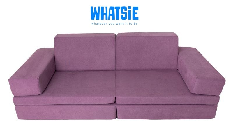 whatsie play couch - whatever you want it to be