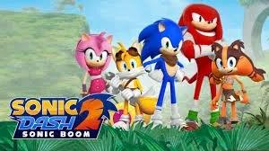 Sonic Dash 2: Sonic Boom نصبًا تذكاريًا في عالم ألعاب الفيديو ، ولكن العمر لا يجعل القنفذ الأسرع في العالم يفقد إيقاعًا.