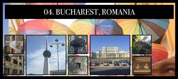 Worst to Best: Jarexit II: 4. Bucharest, Romania