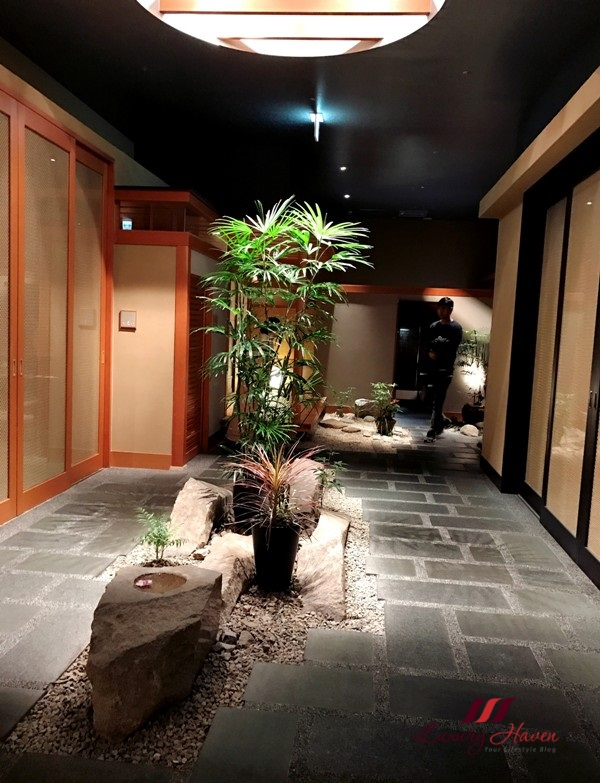 japanese garden keio plaza hotel soujuan restaurant review