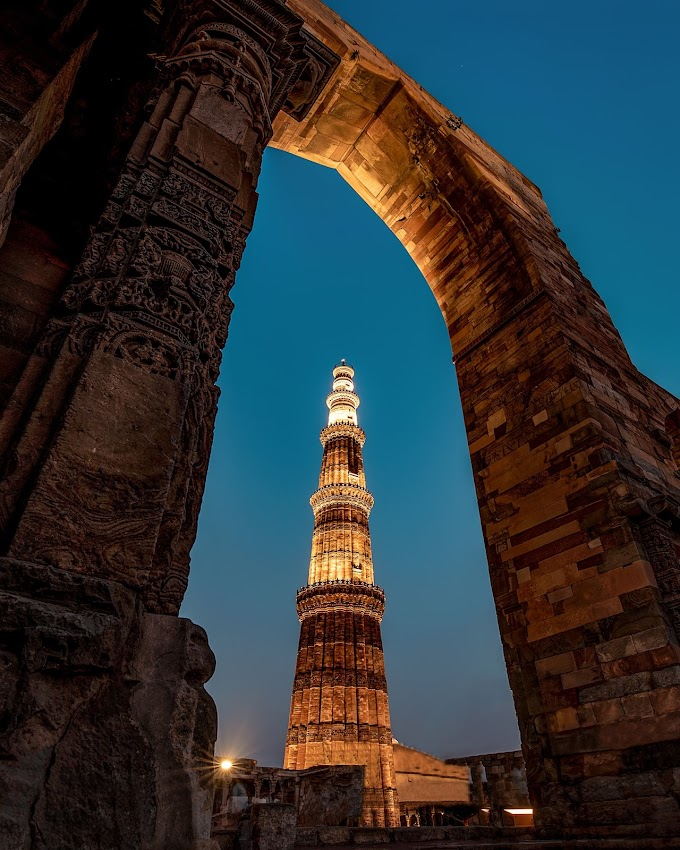 Architectures of ancient India Qutub Minar