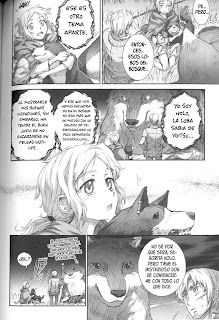 Manga: Review de Spice and Wolf Vol.3 de Isuna Hasekura y Keito Koume - Panini editorial