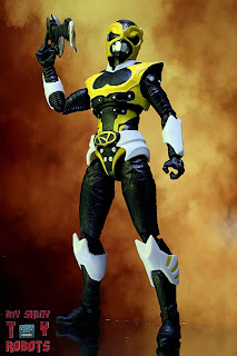 Power Rangers Lightning Collection Psycho Rangers 21