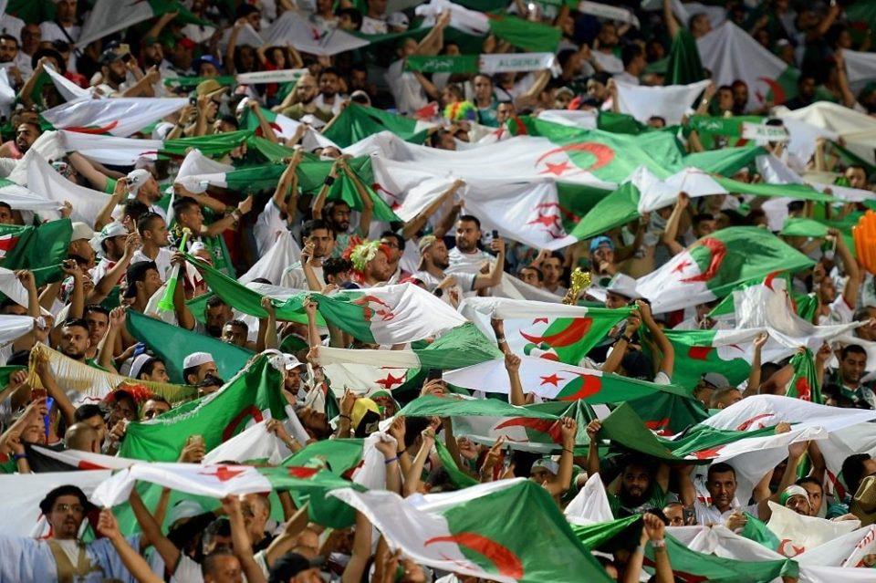 فوز فريق الجزائر في مواجهة واداء رائع في ليلة النهائي على ارض الفراعنة