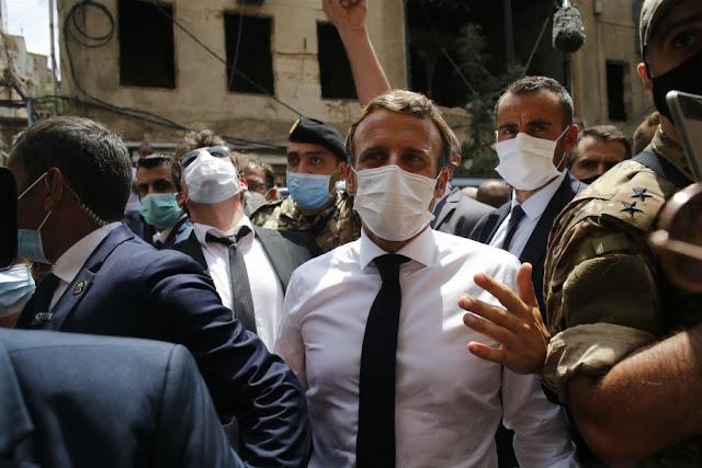 Το «τελεσίγραφο» Μακρόν σε Λίβανο - Χεζμπολάχ