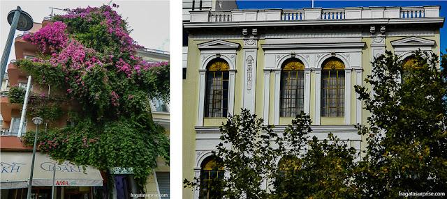 Rua Metropoleous, Atenas